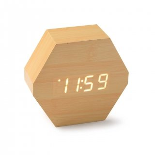 HORLOGE DE TABLE DIGITALE LED VERSA 19650140