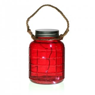 BOUTEILLE LED ROUGE VERSA 21210023