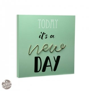 CADRE 'TODAY IT'S A NEW DAY' VERSA 21360030