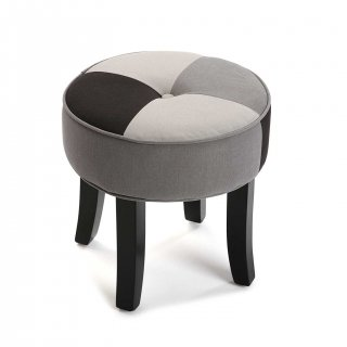 TABOURET ROND PATCHW. SMITH VERSA 19880538