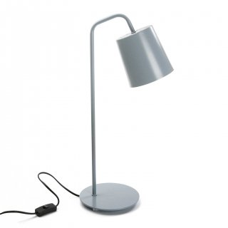 LAMPE DE TABLE TAUPE VERSA 20960030