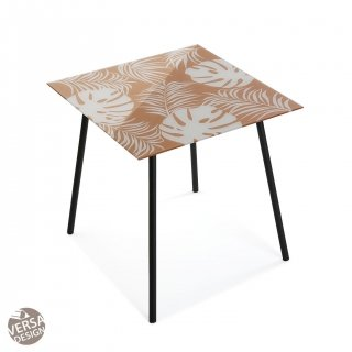 TABLE EN VERRE NEW LEAVES VERSA 20231246