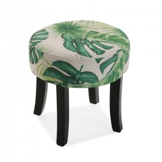 TABOURET ROND LEAVES VERSA 21351133