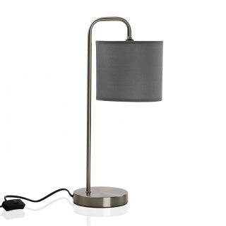 LAMPE DE TABLE GREY VERSA 20960140