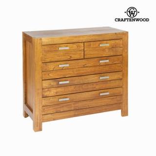 Commode 5 tiroirs (114 x 45 x 88 cm) - Collection Be Yourself by Craftenwood