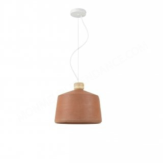 Suspension TERRA TERRACOTTA MATHIAS - 3150118
