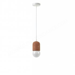 Suspension TERRA TERRACOTTA MATHIAS - 3150120