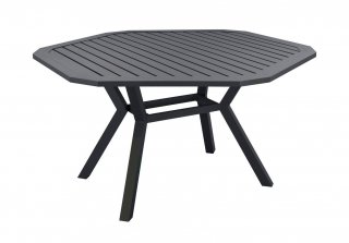 Table A Manger AYMA 150 en ALUMINIUM ANTHRACITE INDOOR OUTDOOR 31521