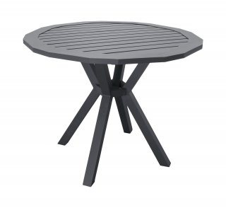 Table A Manger AYMA 110 en ALUMINIUM ANTHRACITE INDOOR OUTDOOR 31522