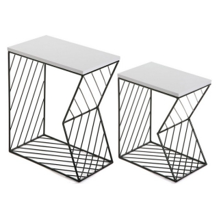 Table d'Appoint Coffee (2 pcs)