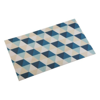 Tapis Triangle Polyester (50 x 2 x 80 cm)