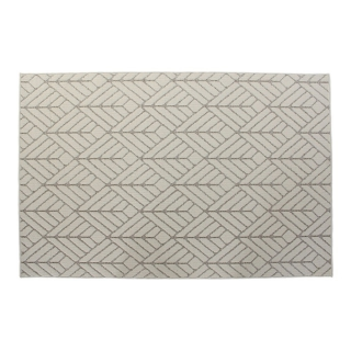 Tapis DKD Home Decor Polyester Chic (160 x 230 x 1 cm)