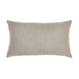 Coussin DKD Home Decor Beige Polyester (50 x 10 x 30 cm)