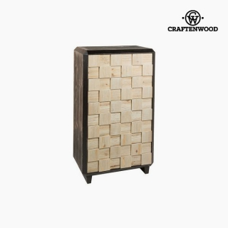 chinfonier Sapin Mdf (110 x 65 x 40 cm) by Craftenwood