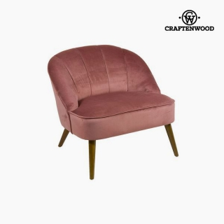Fauteuil Pourpre (78 x 72 x 71 cm) by Craftenwood