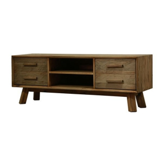 Table d'Appoint Bois de pin (130 x 40 x 48 cm)