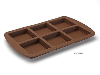 MOULE BROWNIES EN SILICONE VERSA 10530217
