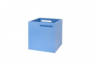 Boite Berlin Boxes - bleau matte light blue TEMAHOME 9000.317903