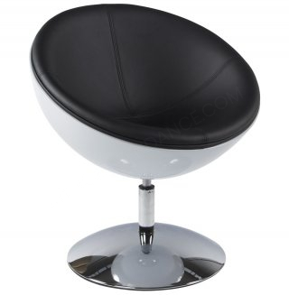 Fauteuil design SPHERE KOKOON AC00420WHBL
