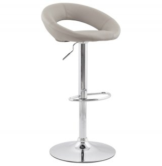 Tabouret de bar design ATLANTIS KOKOON BS01010GR