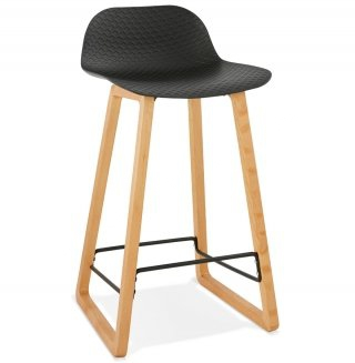 Tabouret de bar design ASTORIA KOKOON BS01630BL