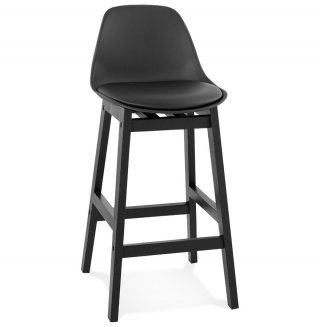 Tabouret de bar design TUREL MINI KOKOON BS01740BLBL