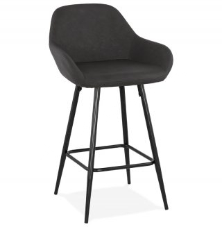 Tabouret de bar design KLAP MINI KOKOON BS01800DG