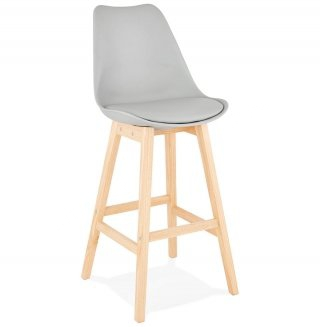 Tabouret de bar design APRIL KOKOON BS01890GRNA