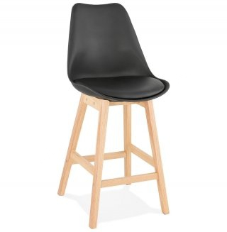 Tabouret de bar design APRIL MINI KOKOON BS01930BLNA