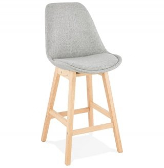 Tabouret de bar design QOOP MINI KOKOON BS01960GRNA