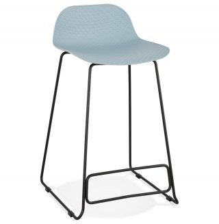 Tabouret de bar design SLADE MINI KOKOON BS02140BUBL