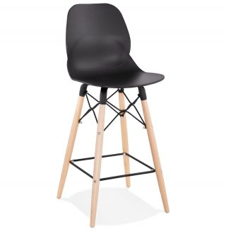 Tabouret de bar design MARCEL MINI KOKOON BS02240BL