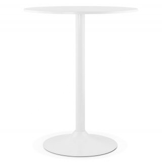 Table bar design BOLERO KOKOON BT00110WH