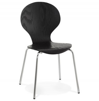 Chaise design PERRY KOKOON CH01090BL
