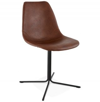 Chaise design BEDFORD KOKOON CH01610BRBL