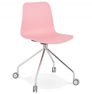 Chaise design RULLE KOKOON CH02050PICH