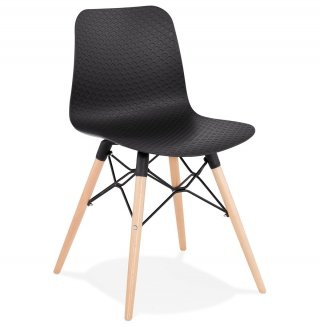 Chaise design GINTO KOKOON CH02120BL