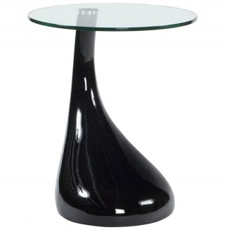 table basse design TEAR KOKOON CT00100BL