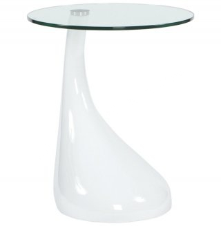 table basse design TEAR KOKOON CT00120WH