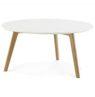 Table basse design KINGSTON KOKOON CT00400WH