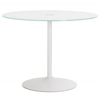 Table à diner design BLOMA KOKOON DT00340WH