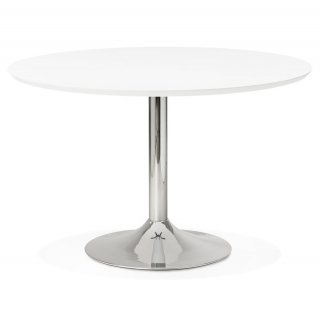 Table à diner design BLETA 120 KOKOON DT00490WH