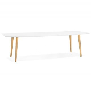 Table à diner design ETENDA KOKOON DT00540WHNA