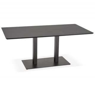 Table à diner design JAKADI KOKOON DT00830BL