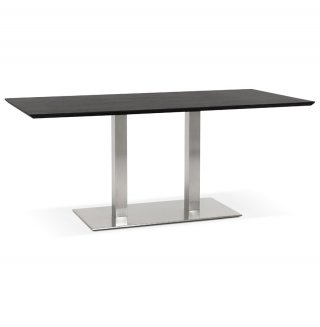 Table à diner design RECTA KOKOON DT00930BL