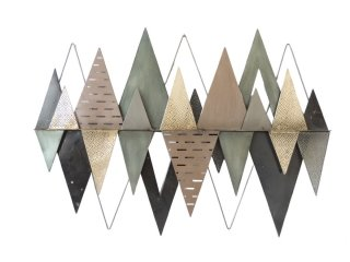 TRIANGLES DECALES EFFET LOSANGES MD4831