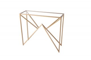 CONSOLE DIAMANT OR MM01348