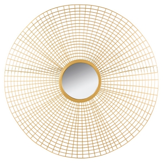 Miroir Golden Circle (96 x 3 x 96 cm)