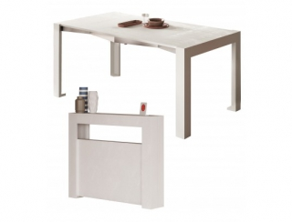 EASYLINE - Console Slimmy console blanche