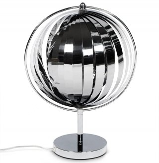 lampe de table NINA SMALL CHROME KOKOON TL00070CH